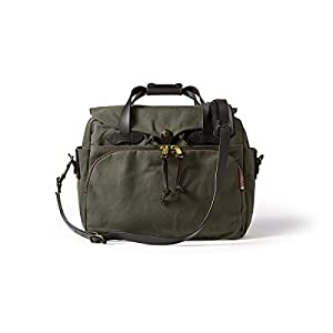 Filson Padded Computer Bag Clutches – Otter Green