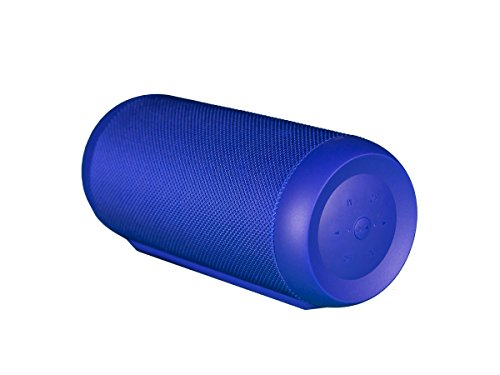 Vieta VM-BS49BL - Altavoz inalámbrico portátil con Bluetooth, color azul