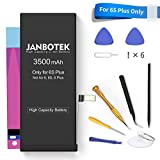 JANBOTEK 3500mAh Replacement Battery for iPhone 6S Plus, High Capacity Li-ion...