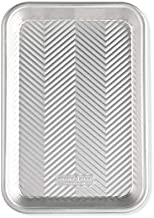 Nordic Ware Prism Eighth Baking Sheet, 1/8, Natural
