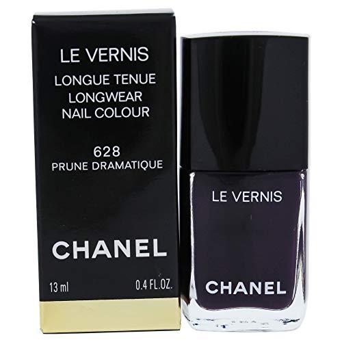 Chanel Le Vernis, Esmalte de uñas (Tono 628 Prune Dramatique) - 13 ml.