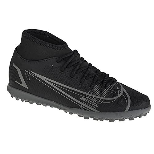 Nike Cv0955-004_40, Zapatillas de fútbol Hombre, Negro, EU