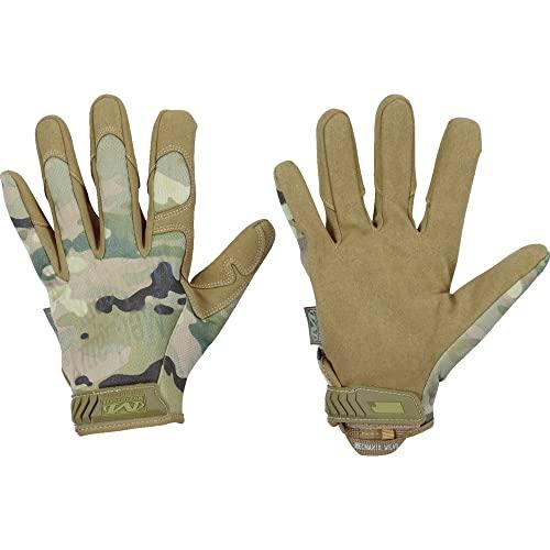 Mechanix Wear MG-78-010: The Original MultiCam Tactical Work Gloves (Large, Camouflage)