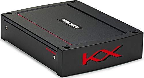 KICKER 44KXA4002 Class D stereo versterker zwart