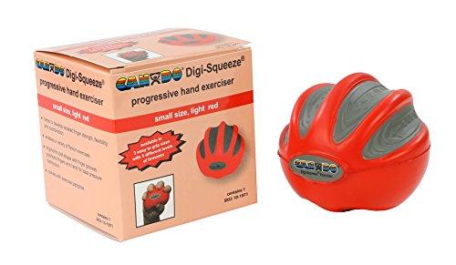 Handtrainer, Fingertrainer Cando® Digi-Squeeze, rot (leicht)