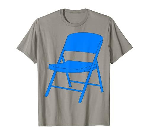 Klappstuhl T-Shirt