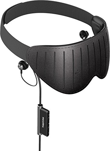 Naptime: the Ultimate Power Nap Assistant Sleep Mask for Sleep Monitoring and Waking Up Refreshed (for iPhone)
