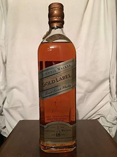 Johnnie Walker Gold Label 18yo old bottle 70cl