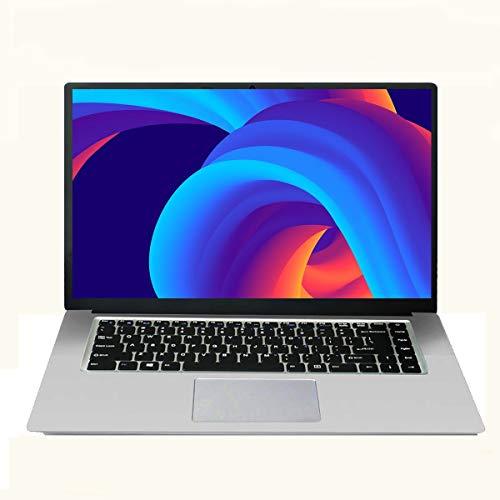 iSTYLE 15.6-inch Windows 10 Ultra-Thin Full HD Laptop Netbook-4GB EMMC 64GB Storage Space (1.44Ghz, USB 3.0, WiFi, HDMI, BT, Intel HD Graphics) Laptop (4GB+64GB SILVER) (4GB+64GB SILVER)