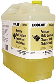 Ecolab 1110387 2 Gallon Multisurface Peroxide Disinfectant | Sold Individually
