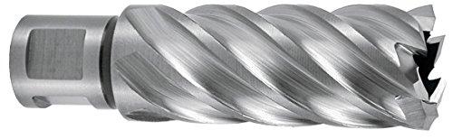 Ruko 108530E holle boor HSSE-Co 5 met Weldon-schacht 3/4 inch CBN geslepen zaagdiepte 55 mm (30 x 19 mm), 30 mm