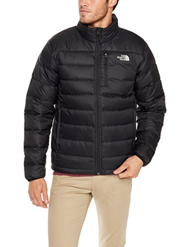 The North Face Men's Aconcagua Jacket, TNF Black, Large