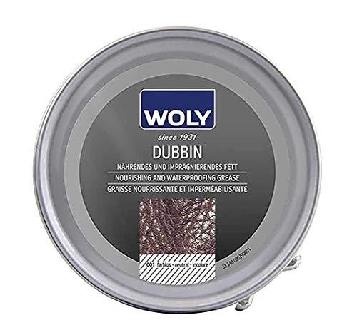 WOLY DUBBIN cuir GRAISSE VERNIS 100ml