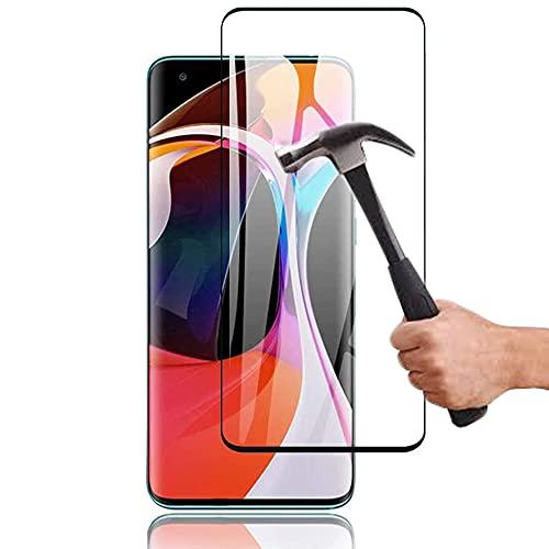 Lapinette Vetro Temperato Compatibile con Xiaomi Mi 10-2 Pezzi - Pellicola Protettiva Vetro Temperato - Protezione Vetro Temperato - 9H Force Glass - Protezione Schermo Ultra Resistente