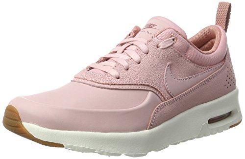 Nike Wmns Air Max Thea Prm, Scarpe da Ginnastica Donna, Rosa (Pearl Pink/Pearl Pink/Sail), 39 EU