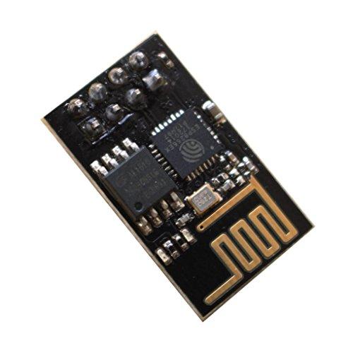 Bobury ESP8266 ESP-01 Module émetteur-récepteur sans fil série WIFI Recevoir LWIP AP + STA