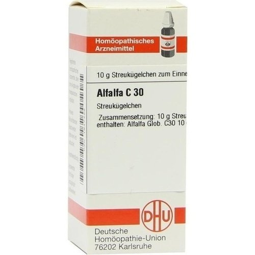 ALFALFA C 30 Globuli 10 g