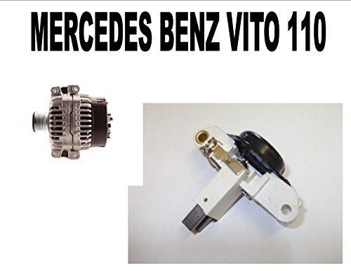 Regulador alternador para Mercedes Benz Vito 108 110 120 2.2 1999 2000...