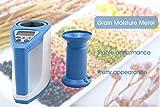 Hochpräzises Getreidefeuchtemessgerät, automatisches Digital-Getreidereis-Weizenfeuchtemessgerät...