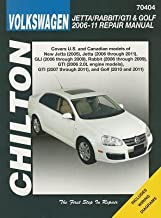 [(VW Jetta, Rabbit/GTi/Golf Automotive Repair Manual: 2006-2011)] [Author: Editors Of Haynes Manuals] published on (August, 2012)