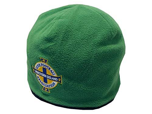 UMBRO Nordirland Mütze grün Northern Ireland Training Beanie Fußball Hat Unisex
