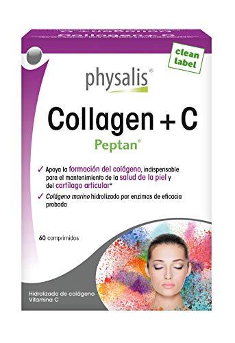 Physalis Collagen+C 60 Comprimidos - 1 unidad