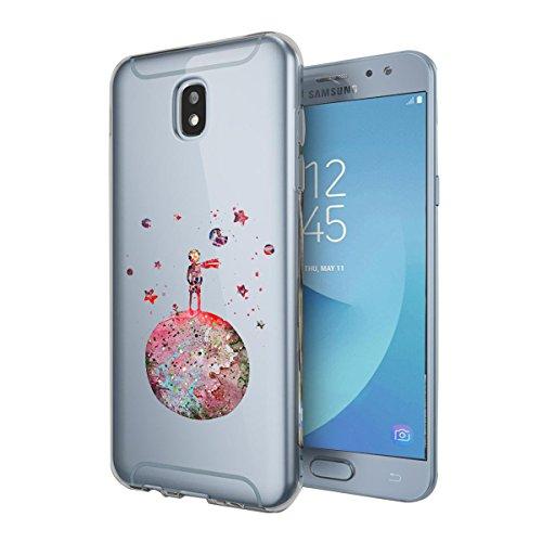 Caler - Carcasa de silicona para Samsung Galaxy J3 2017