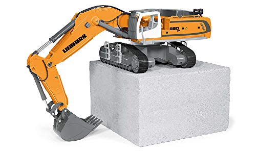 RC Auto kaufen Baufahrzeug Bild 5: Siku 6740 - Liebherr R980 SME Raupenbagger Fahrzeuge*