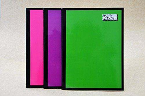 cuaderno profesional de doble raya fabricante Roca