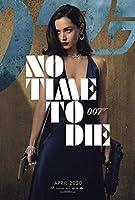 映画ポスター 007 ノータイムトゥーダイ OO7 NO TIME TO DIE パロマ 24×35.6inc (61×90.5cm) US版 hi3 [並行輸入品]