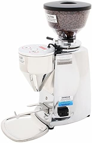 Mazzer Ranking TOP10 Mini Electronic Coffee Espresso Type Grinder Large-scale sale - A Polished