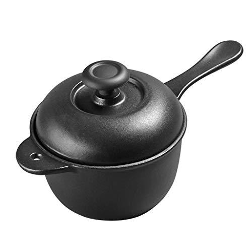 JT-Cookware 16 cm Milchtopf, Haushalt Kinder Topf Gemüsesuppe Topf Pilz Suppentopf Nudel Topf Kapazität 1500 ml (größe : 16CM)