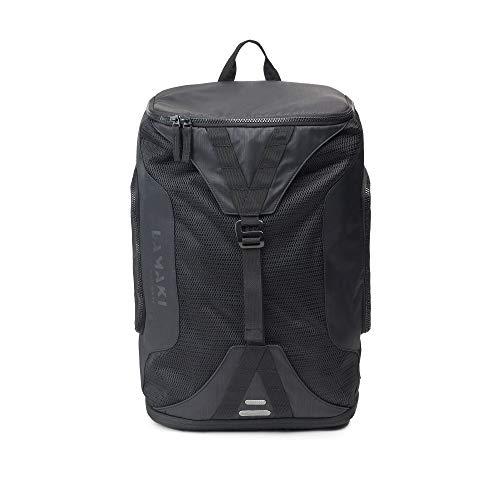 lamaki Sportrucksack Arbeitstasche Weekender Laptoprucksack Backpack Bag Sporttasche Multifunktional | Pendler Fahrrad Crossfit Schwimmen Yoga | für Männer und Frauen | Schuhfach Netztasche | 25L