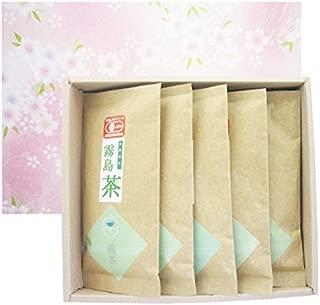 【◇有機煎茶ギフト100g×5袋】 【有機JAS認定・無農薬】 【九州鹿児島県霧島茶100%】