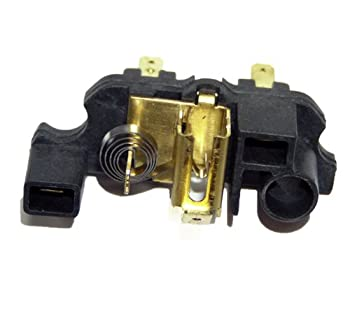 Dewalt DWD460/DW292 Impact Wrench Replacement Brush Holder # 616857-00