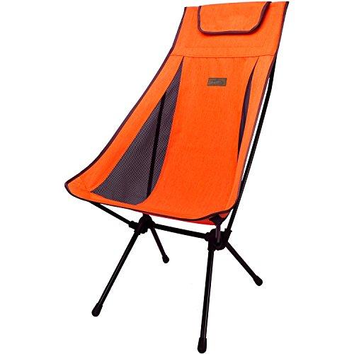 Snowline Pender Campingstuhl, orange, One Size