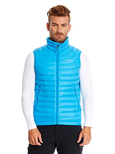 Trangoworld Gilet technique Vohi Bleu 2XL