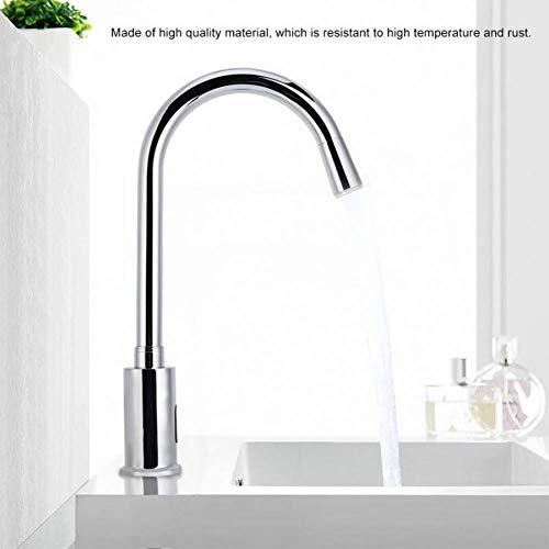 - Ja. Touchless wastafelkranen met automatische gekleurde LED-sensor voor G1 / 2 'Keukenkraan voor badkamer