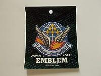 航空自衛隊ブルーインパルスJASDFパッチ刺繍ワッペン徽章B航空祭ミリタリー軍Blue Impulseアクロバット飛行 M2 ホビーアイテム