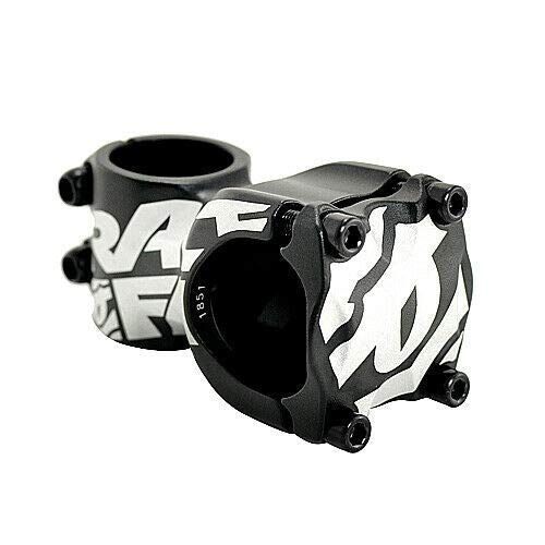RaceFace Chester MTB Downhill Bike Bicycle Stem 318x50mm plus and minus 8 degree Black RF1805