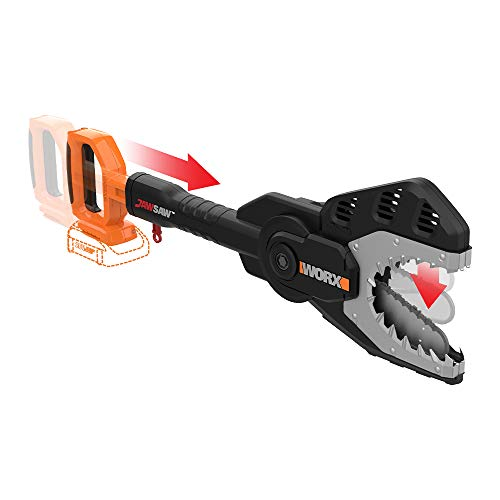Worx WG320.9 20V Power Share JawSaw Cordless Chainsaw (Tool Only)