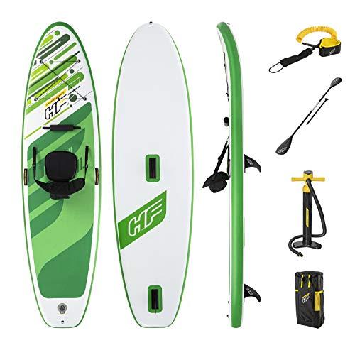 Hydro-Force™ Freesoul Tech Convertible Set de Planches gonflables Unisexes pour Enfant Multicolore 3,40 m x 89 cm x 15 cm