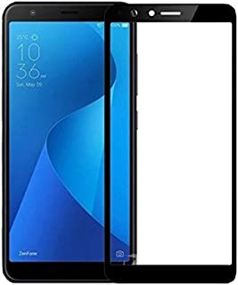 Phone Screen Protectors - for Zenfone Max Plus (ZB570TL) 9H Surface Hardness 2.5D Arc Edge Full Screen HD Tempered Glass F...
