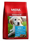MERA essential Hundefutter ></noscript> Junior 1 < Für Welpen & Junghunde - Trockenfutter mit Geflügel - Ohne Weizen & Zucker - Welpenfutter für alle Rassen (12,5 kg)