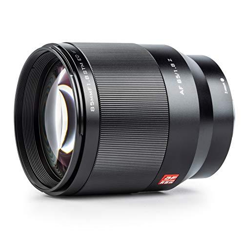VILTROX 単焦点レンズ Nikon Zマウント用 AF 85mm F1.8 STM 瞳AF対応 フルサイズレンズ f1.8大口径 手振れ...