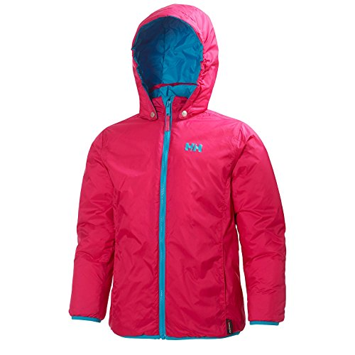 Helly-Hansen Junior Synergy Jacket, 10, Magenta