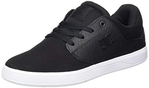 DC Shoes Plaza - Shoes for Men - Schuhe - Männer - EU 45 - Schwarz