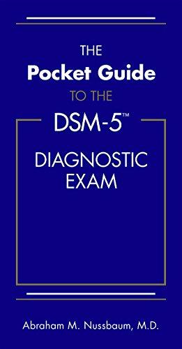 The Pocket Guide to the DSM-5(TM) Diagnostic Exam