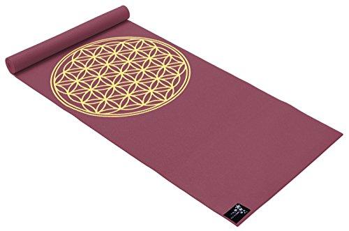 Yogistar – Yogamatte Basic Flower of Life