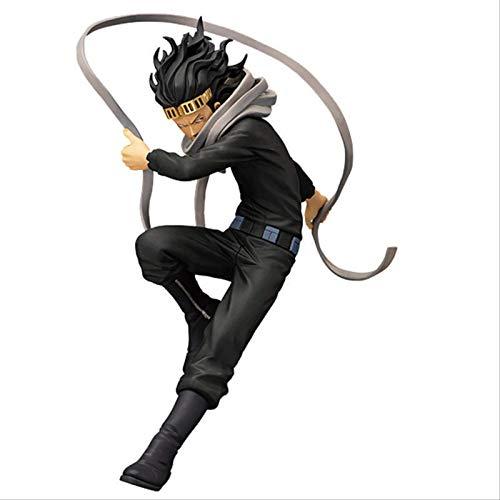 bolin Héroe Academia Clase Profesor Aizawa Sota Eliminar Batalla Mundo Anime Personaje 18cm PVC Acción Figura Colección Modelo Juguete Figura